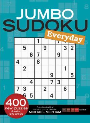 Jumbo Sudoku Everyday 9781933821832