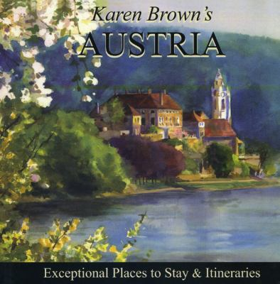 Karen Brown's Austria 9781933810683