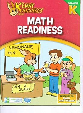 Kenny Kangaroo Math Readiness Workbook Grade K (Kindergarten)