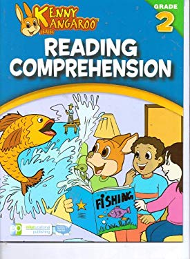 Kenny Kangaroo Reading Comprehension Workbook Grade 2