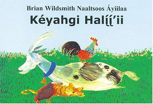 Keyahgi Haljjii = Brian Wildsmith's Farm Animals