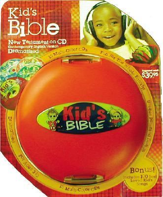Kid's New Testament-CEV 9781930034259