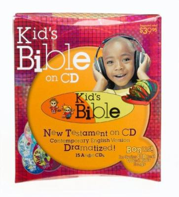 Kid's New Testament-CEV 9781930034662