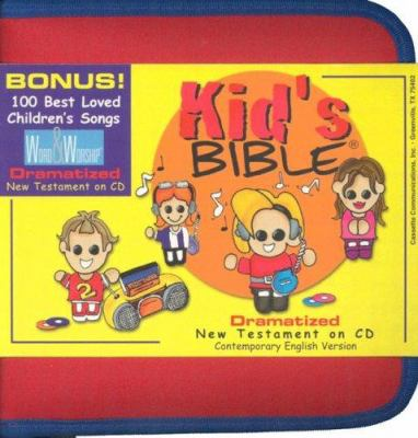 Kid's New Testament-CEV 9781930034150