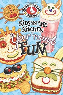 Kids in the Kitchen Year 'Round Fun 9781933494418