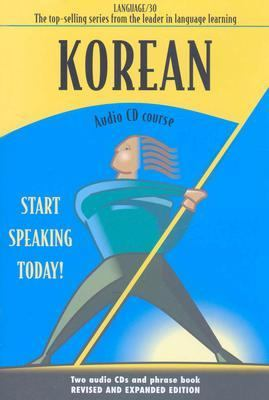 Korean Language/30 with Book [With Book] 9781931850070