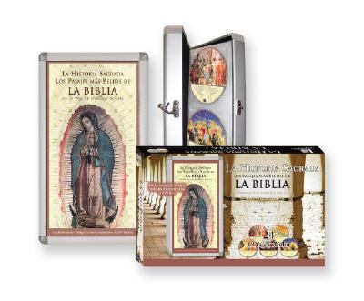 La Historia Sagrada Old and New Testament Stories 9781930034358