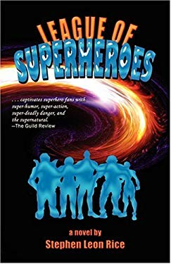 League of Superheroes 9781934284056