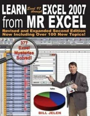 Learn Excel 97 Through Excel 2007 from Mr. Excel 9781932802276