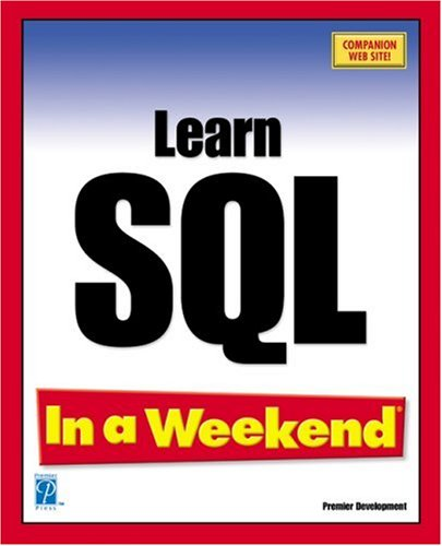 Learn SQL in a Weekend