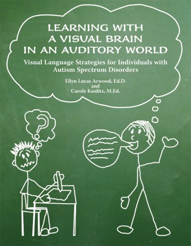Learning with a Visual Brain in an Auditory World: Visual Language Strategies for Individuals with Autism Spectrum Disorders 9781931282383