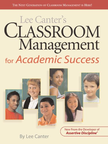 Lee Canter's Classroom Management for Academic Success [With CDROM] 9781935249016