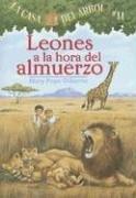 Leones a la Hora del Almuerzo 9781930332980