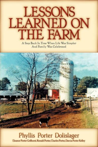Lessons Learned on the Farm 9781931232920