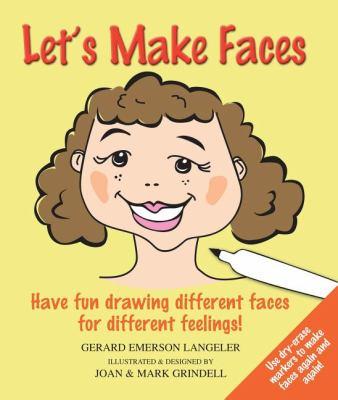Let's Make Faces 9781932565638