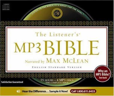Listener's Bible-ESV 9781931047456