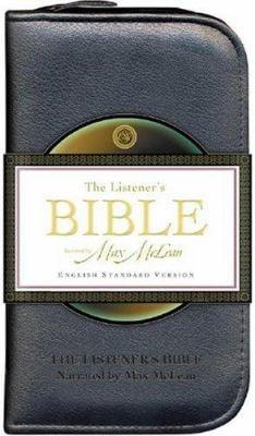 Listener's Bible-Esv 9781931047432