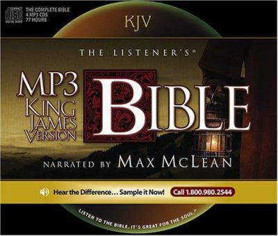 Listener's Bible-KJV 9781931047524
