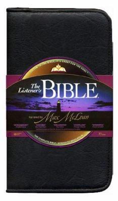 Listener's Bible-NIV 9781931047173