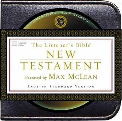 Listener's New Testament-ESV 9781931047340