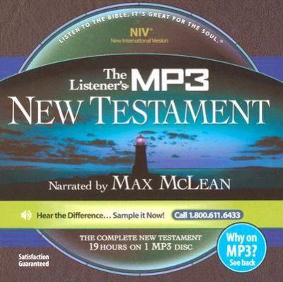 Listener's New Testament-NIV