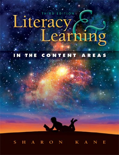 Literacy & Learning in the Content Areas 9781934432068