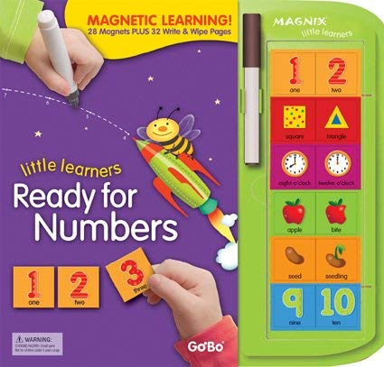 Little Learners: Ready for Numbers 9781932915457