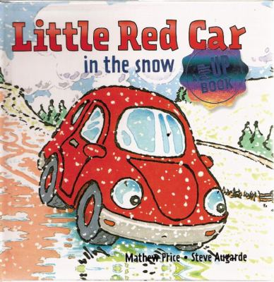 Little Red Car in the Snow 9781935021452