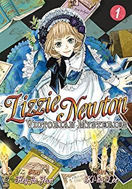 Lizzie Newton: Victorian Mysteries Vol. 1 9781935934806