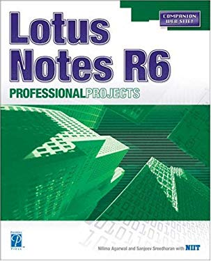 Lotus Notes R6 Professional Notes 9781931841382