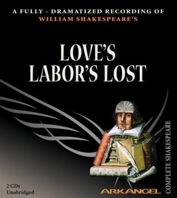 Love's Labor's Lost 9781932219197