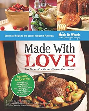 Made with Love: The Meals on Wheels Family Cookbook 9781936661985