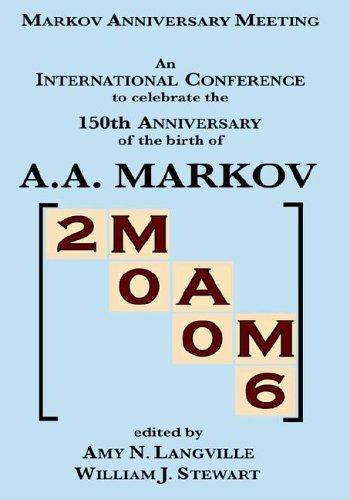 Mam 2006: Markov Anniversary Meeting 9781932482348