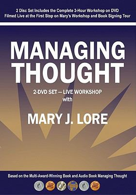 Managing Thought: 2 DVD Set - Live Workshop
