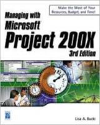 Managing with Microsoft Project 2002 9781931841351