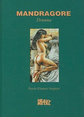 Mandragore Druuna 9781935351382