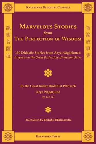 Marvelous Stories from the Perfection of Wisdom 9781935413073