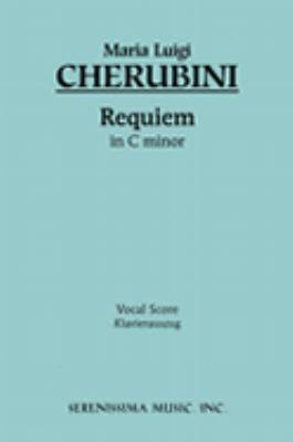 Requiem in C Minor 9781932419306