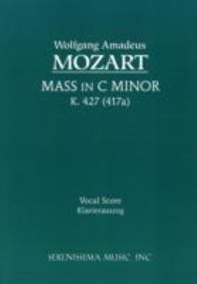 Mass in C Minor 9781932419221