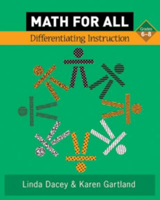 Math for All 9781935099000