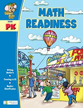 Math Readiness: Grade Pre-K (The Smart Alec Series)