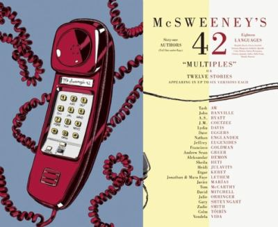 McSweeney's Issue 42 9781936365777