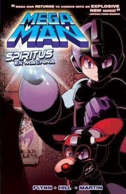 Mega Man 4: Spiritus Ex Machina 9781936975273
