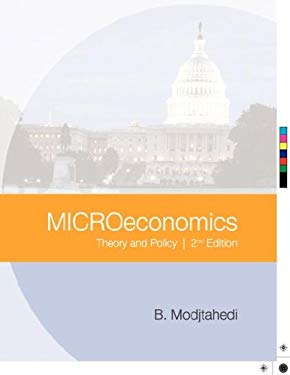 Microeconomics: Theory and Policy Second Edition 9781934269206