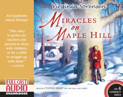 Miracles on Maple Hill 9781933322254