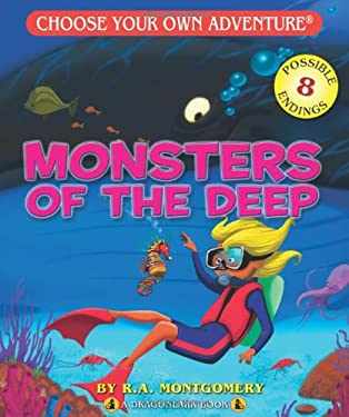 Monsters of the Deep 9781933390376