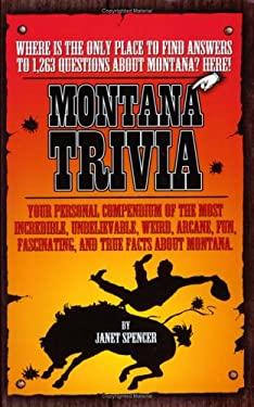 Montana Trivia 9781931832601