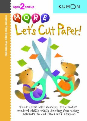 More Let's Cut Paper! 9781933241333
