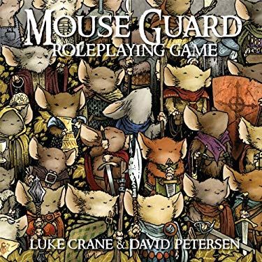 Mouse Guard Roleplaying Game 9781932386882