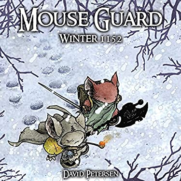 Mouse Guard: Winter 1152 9781932386745